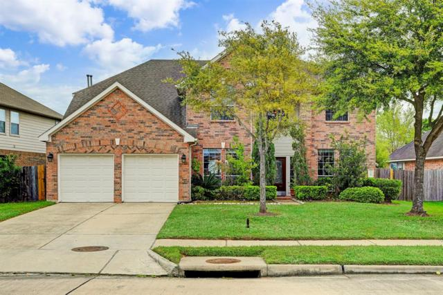 12307 Winding Shores Drive, Pearland, TX 77584 (MLS #27695758) :: JL Realty Team at Coldwell Banker, United