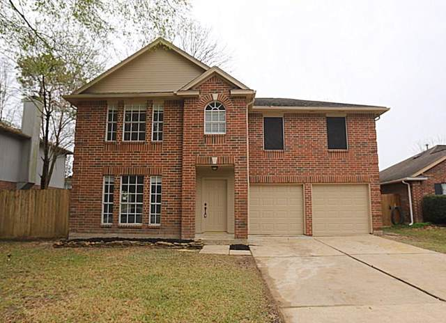 18619 Singing Woods Drive, Humble, TX 77346 (MLS #27701855) :: Texas Home Shop Realty