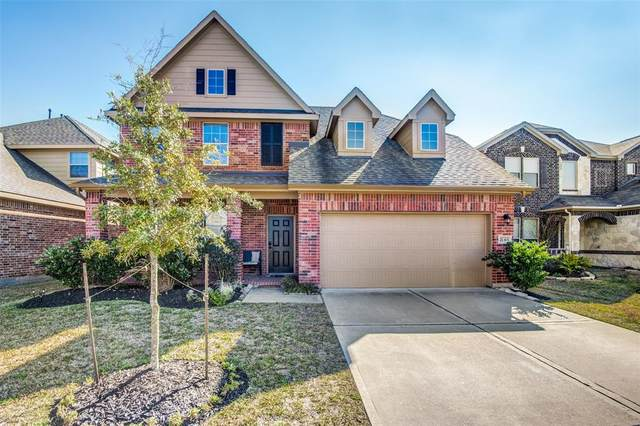 21315 Cypress Scarlet Oak Drive, Cypress, TX 77433 (MLS #27705655) :: The Queen Team