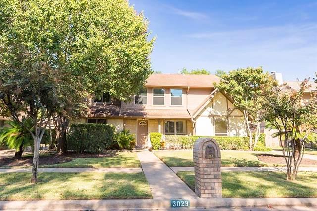 3023 Green Fields Drive, Sugar Land, TX 77479 (MLS #27707753) :: Ellison Real Estate Team