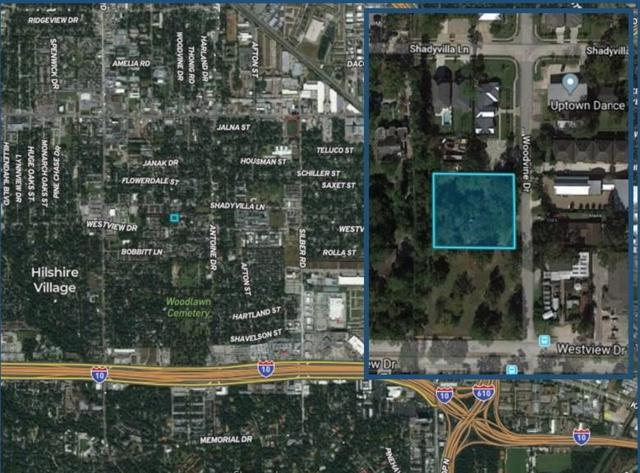 1409 & 1412 Woodvine Drive, Houston, TX 77055 (MLS #27715433) :: Texas Home Shop Realty