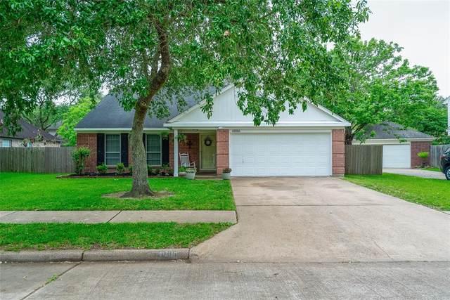 4006 Ashwood Drive, Pearland, TX 77584 (#27723802) :: ORO Realty