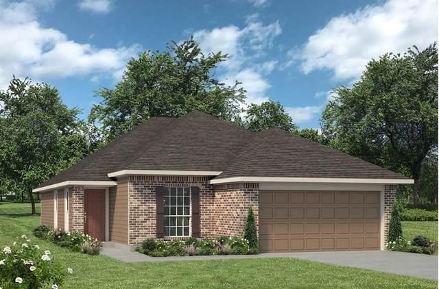 1015 Oak Branch Lane, Tomball, TX 77375 (MLS #27729932) :: Michele Harmon Team