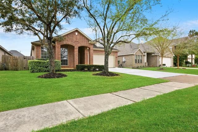 13502 Hickory Springs Lane, Pearland, TX 77584 (MLS #27741007) :: Christy Buck Team