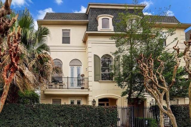 2619 Commonwealth Street, Houston, TX 77006 (MLS #27751177) :: Texas Home Shop Realty