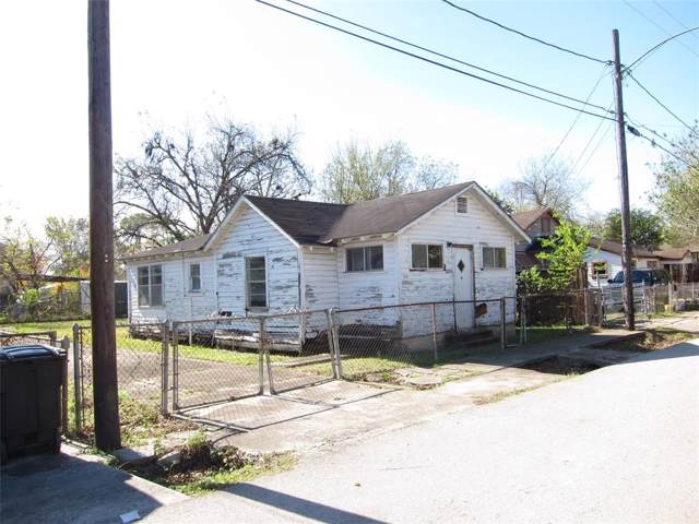 3122 Martha Street, Houston, TX 77026 (MLS #27753298) :: The Heyl Group at Keller Williams