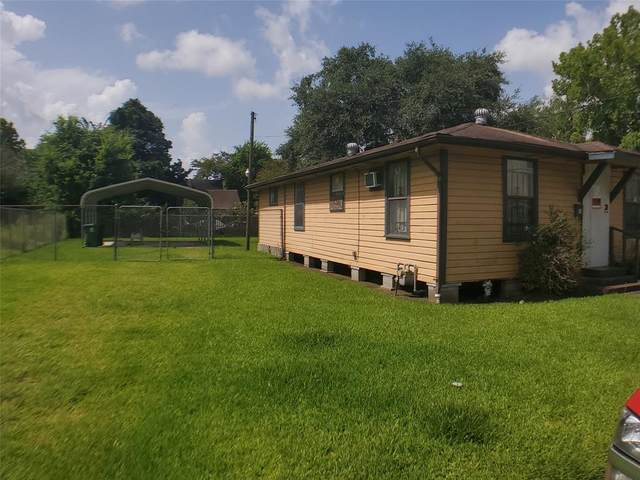 1404 E 32nd 1/2 Street, Houston, TX 77022 (MLS #27757239) :: My BCS Home Real Estate Group