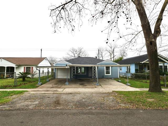 411 Hoffman Street, Houston, TX 77020 (MLS #27758048) :: Ellison Real Estate Team