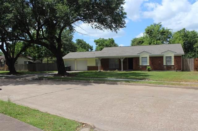 5602 Saxon Drive, Houston, TX 77092 (MLS #27774762) :: The Jill Smith Team