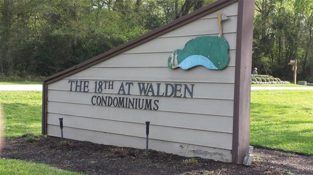12900 E Walden Road E 209 B, Montgomery, TX 77356 (MLS #27778283) :: Christy Buck Team