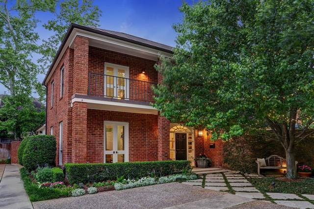 5524 Woodway Drive, Houston, TX 77056 (MLS #27780949) :: Michele Harmon Team