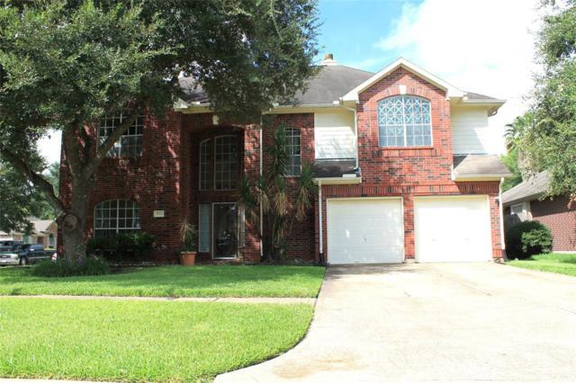 922 E Hampton Drive, Pearland, TX 77584 (MLS #27788844) :: Texas Home Shop Realty