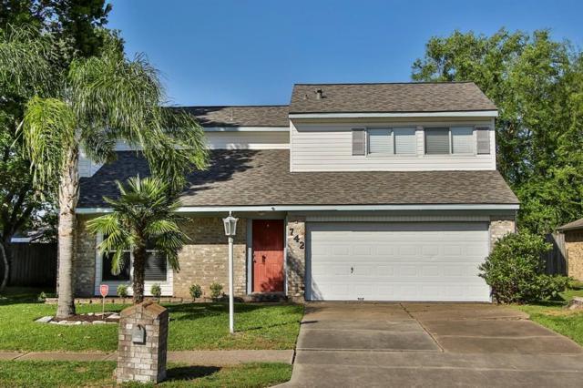 742 Myrtle Creek Drive, La Porte, TX 77571 (MLS #27791896) :: The Sold By Valdez Team