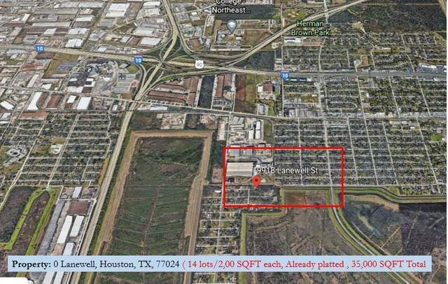 0 Lanewell, Houston, TX 77029 (MLS #27800426) :: The SOLD by George Team