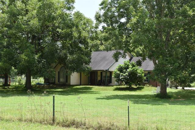 4935 Old Coffee Plantation Road, Rosharon, TX 77583 (MLS #27807757) :: The SOLD by George Team