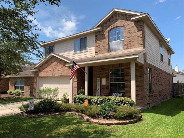 3014 Baronsgate Lane, League City, TX 77539 (MLS #27815520) :: Texas Home Shop Realty