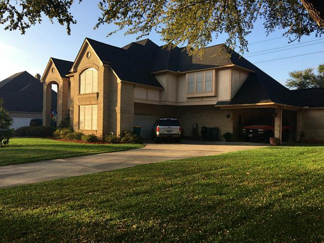 1642 Pebble Chase Drive, Katy, TX 77450 (MLS #27822648) :: See Tim Sell
