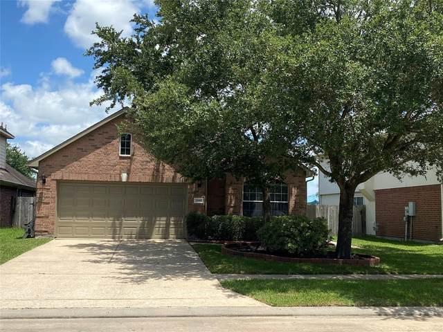 2885 Diamond Bay Drive, Dickinson, TX 77539 (MLS #27825587) :: Giorgi Real Estate Group