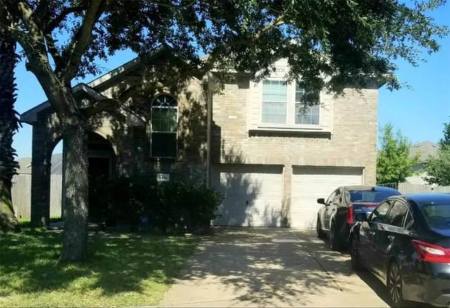 5539 Bear Trail Lane, Katy, TX 77449 (MLS #27825673) :: The Bly Team