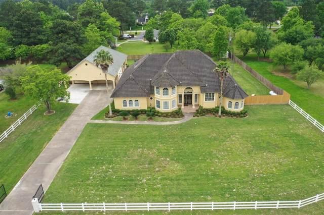 13515 Boudreaux Estates Drive, Tomball, TX 77377 (MLS #27828525) :: The Parodi Team at Realty Associates