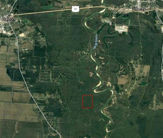00 Trinity River West Of, Liberty, TX 77535 (MLS #2783483) :: My BCS Home Real Estate Group