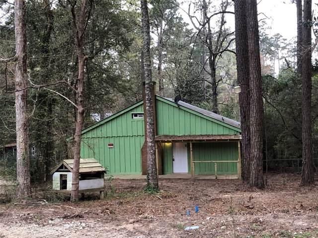 288 Buffalo Run W, Livingston, TX 77351 (MLS #27835319) :: Texas Home Shop Realty