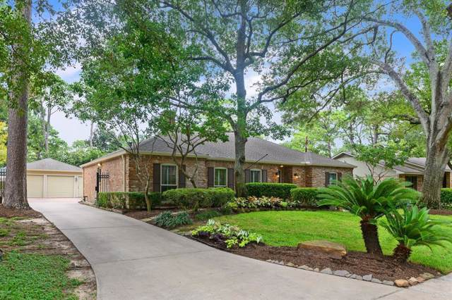 10030 Valley Forge Drive, Houston, TX 77042 (MLS #27837476) :: The Bly Team