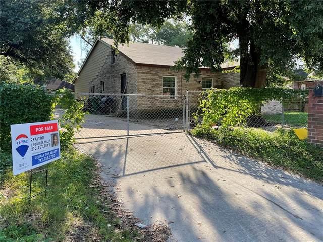 9106 Lockwood Drive, Houston, TX 77016 (MLS #27842839) :: Texas Home Shop Realty