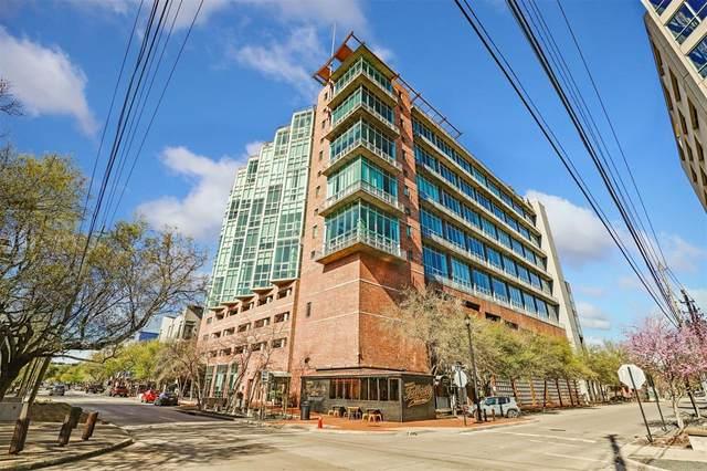 2000 Bagby Street #7425, Houston, TX 77002 (MLS #27843507) :: Green Residential