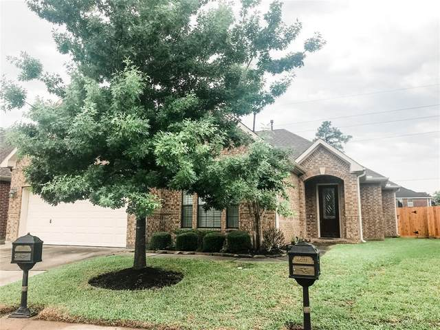 16239 Jordyn Lake Drive, Tomball, TX 77377 (MLS #27844214) :: The SOLD by George Team