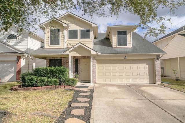6614 Valerian Lane, Katy, TX 77449 (MLS #27849687) :: The Bly Team