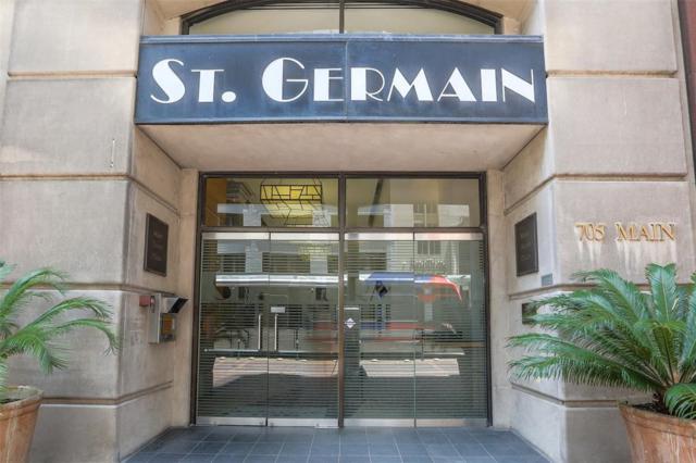 705 Main Street #411, Houston, TX 77002 (MLS #27850567) :: Giorgi Real Estate Group