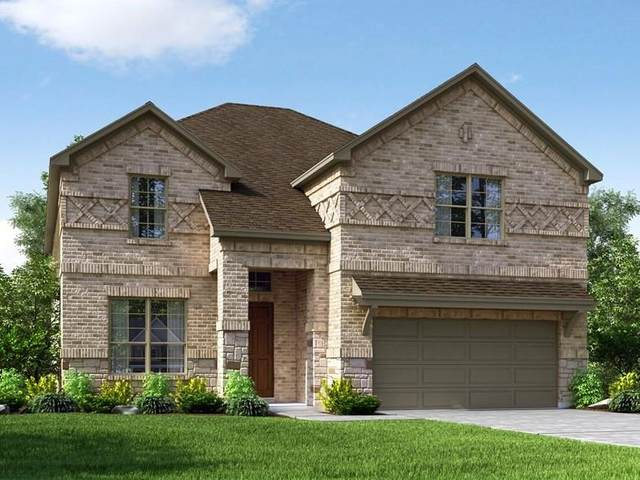 11122 Alpenhorn Place, Tomball, TX 77375 (MLS #27855156) :: The Home Branch