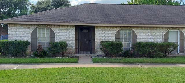 12437 Sharpview Drive #2437, Houston, TX 77072 (MLS #27855205) :: All Cities USA Realty