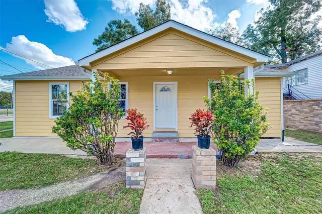 101 Oddo Street, Houston, TX 77022 (MLS #27857199) :: Rachel Lee Realtor