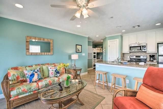 9520 Seawall Boulevard #156, Galveston, TX 77554 (MLS #27867644) :: Christy Buck Team