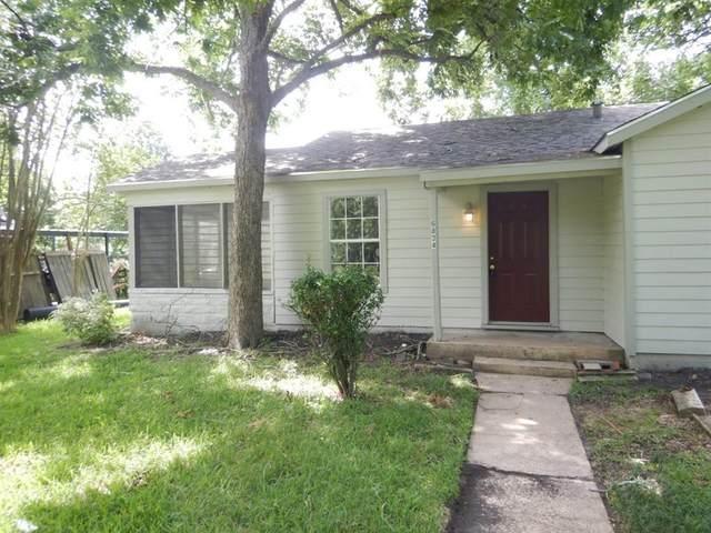 6834 Evans Street, Houston, TX 77061 (MLS #27875170) :: Christy Buck Team