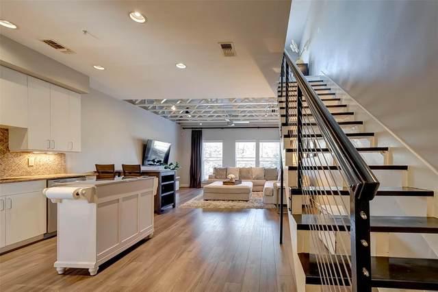 1616 Elgin Street #11, Houston, TX 77004 (MLS #27875225) :: Green Residential