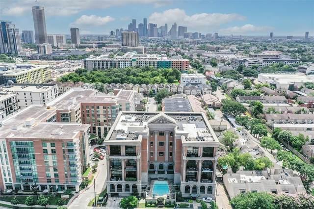 1025 Shepherd Drive #406, Houston, TX 77019 (MLS #2788270) :: Christy Buck Team