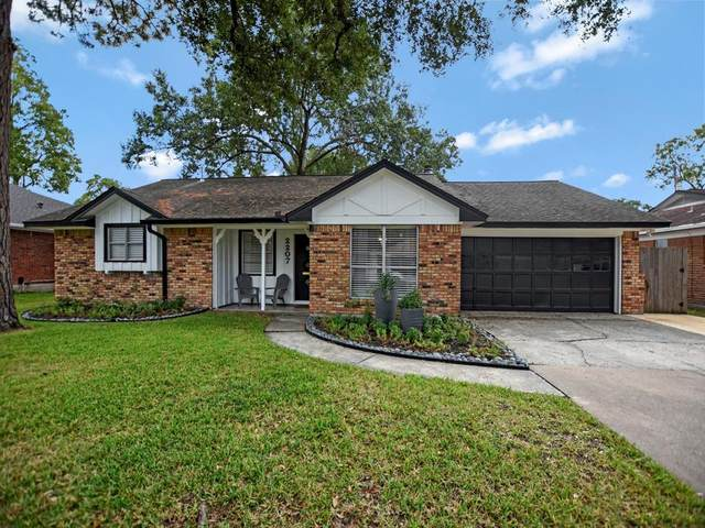 2207 Bethlehem Street, Houston, TX 77018 (MLS #27886515) :: Bray Real Estate Group