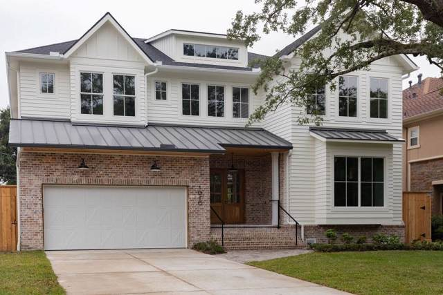 1010 Pauline Avenue, Bellaire, TX 77401 (MLS #27894797) :: Texas Home Shop Realty