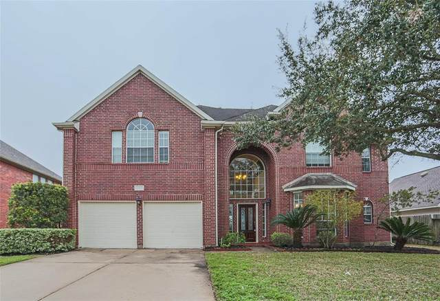 9412 Sundown Drive, Pearland, TX 77584 (MLS #27896009) :: Ellison Real Estate Team