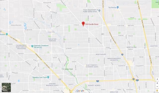 7502 Sandle Street, Houston, TX 77088 (MLS #27904198) :: Ellison Real Estate Team