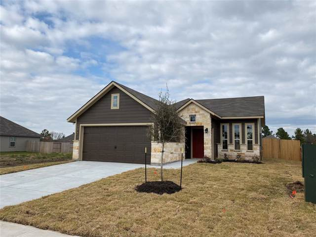 126 Scenic Hills Court, Montgomery, TX 77356 (MLS #27909996) :: Texas Home Shop Realty