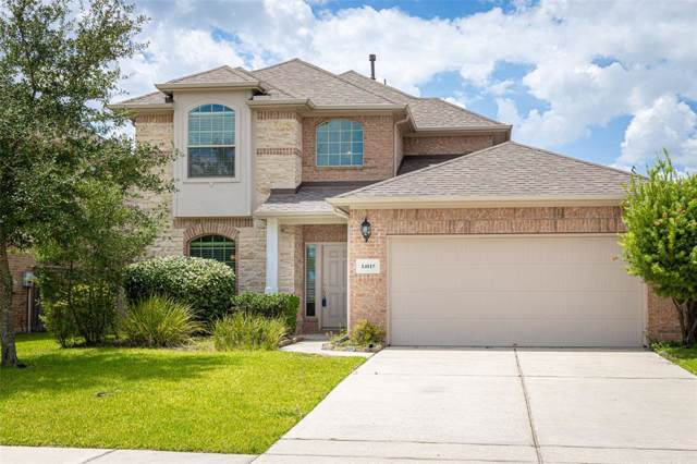14815 Fall Creek Preserve Drive, Humble, TX 77396 (MLS #27915106) :: The Sansone Group