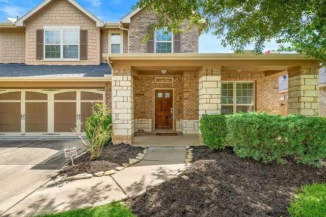 19411 Stetson Heights Lane, Richmond, TX 77407 (MLS #27922603) :: My BCS Home Real Estate Group