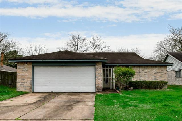 8715 Yvonne Drive, Houston, TX 77044 (MLS #27937997) :: Fairwater Westmont Real Estate