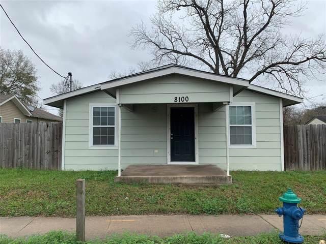 8100 Wheatley Street, Houston, TX 77088 (MLS #27951643) :: Ellison Real Estate Team