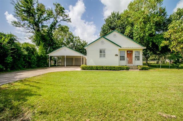 5415 N Commerce Street, Wallis, TX 77485 (MLS #27952744) :: Giorgi Real Estate Group