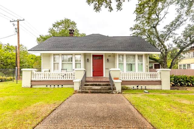 233 N 7th Street, Beaumont, TX 77702 (MLS #27960801) :: Lerner Realty Solutions